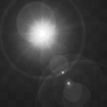 Lens Flare PNG Images.