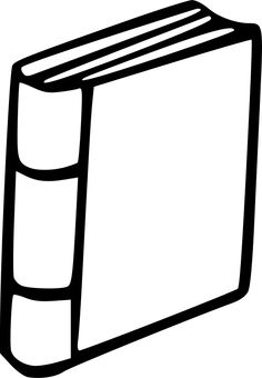 Books black and white book clipart Client Project Pins.