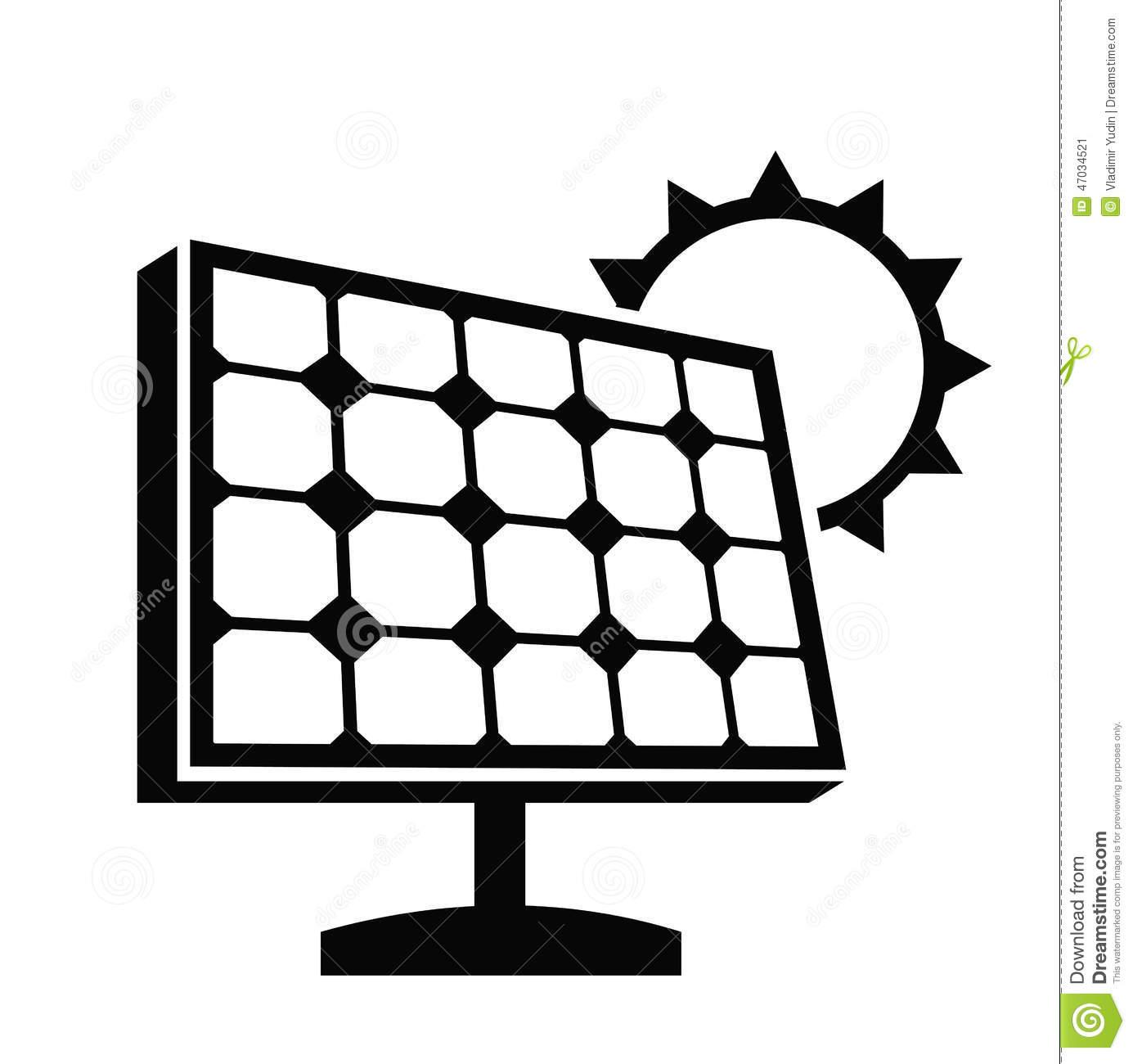 White Light Solar Clipart Clipground