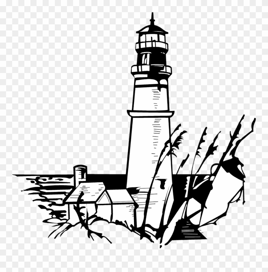 Lighhouse Clipart House.