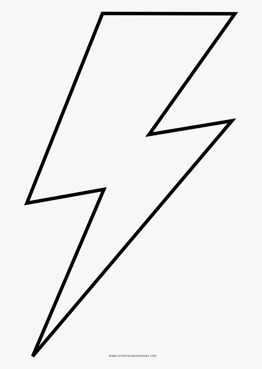 Weird Lightning Bolt Coloring Pages Page Ultra.