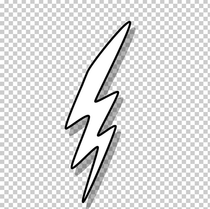 Black And White Lightning PNG, Clipart, Angle, Animation.