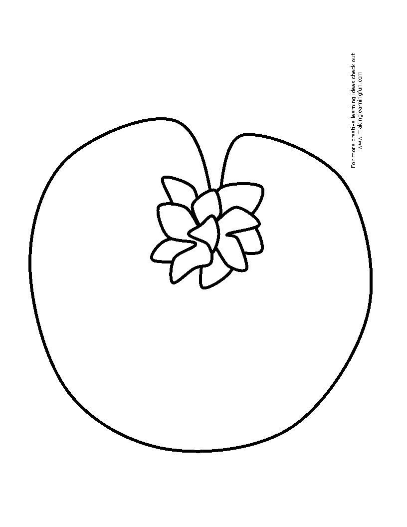 Lily pad clipart black and white 4 » Clipart Station.