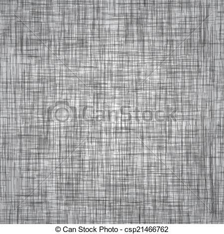 Clip Art Vector of Seamless Linen Texture.