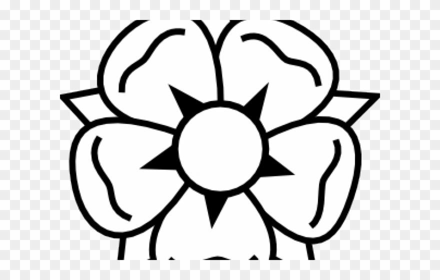 White Flower Clipart Little Flower.