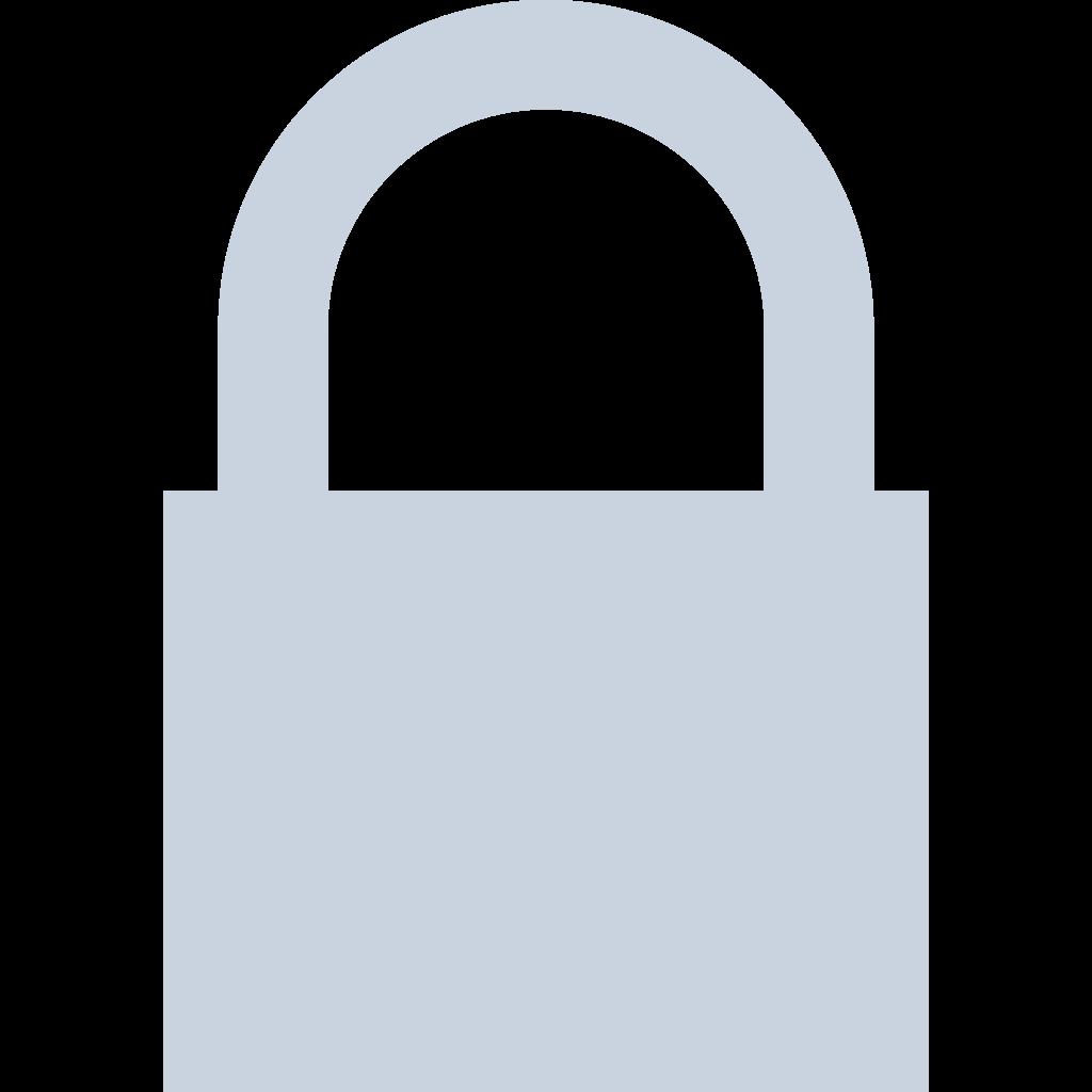 File:White lock.svg.