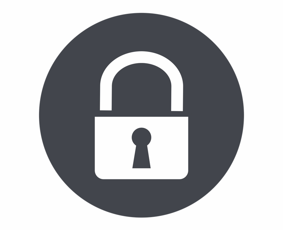 19 Security Padlock Icon Png Images Lock Icon Transparent.