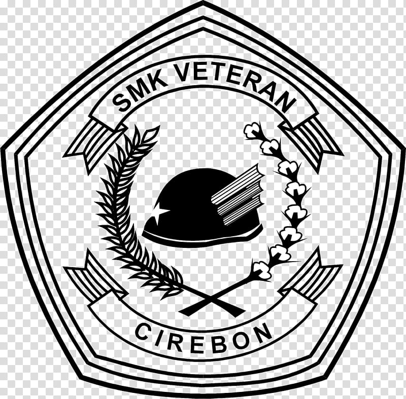 School Black And White, Logo, Vocational School, Symbol.