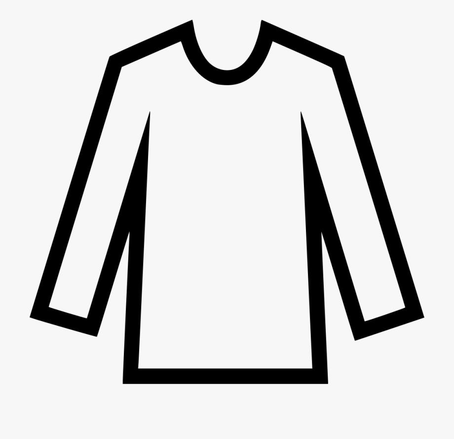 Shirt Clipart Long Sleeve Shirt.