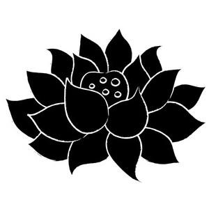 Lotus Clipart Image.