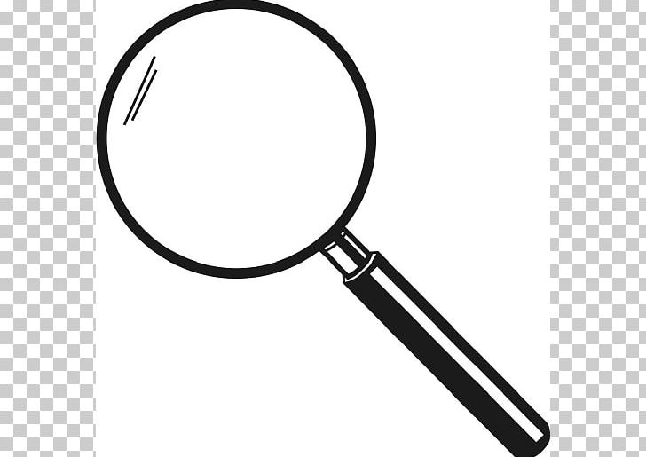 Magnifying Glass Loupe PNG, Clipart, Black And White, Clip.