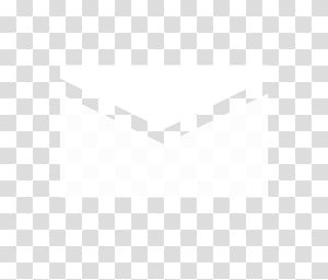 Art , white mail envelope art transparent background PNG.