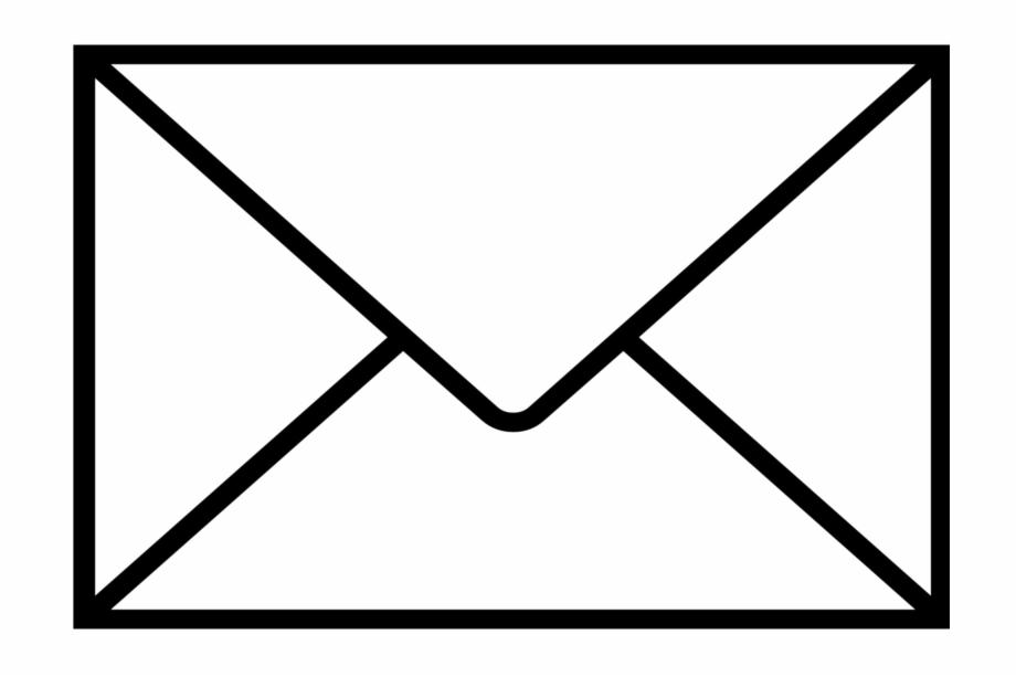 White Envelope Png.