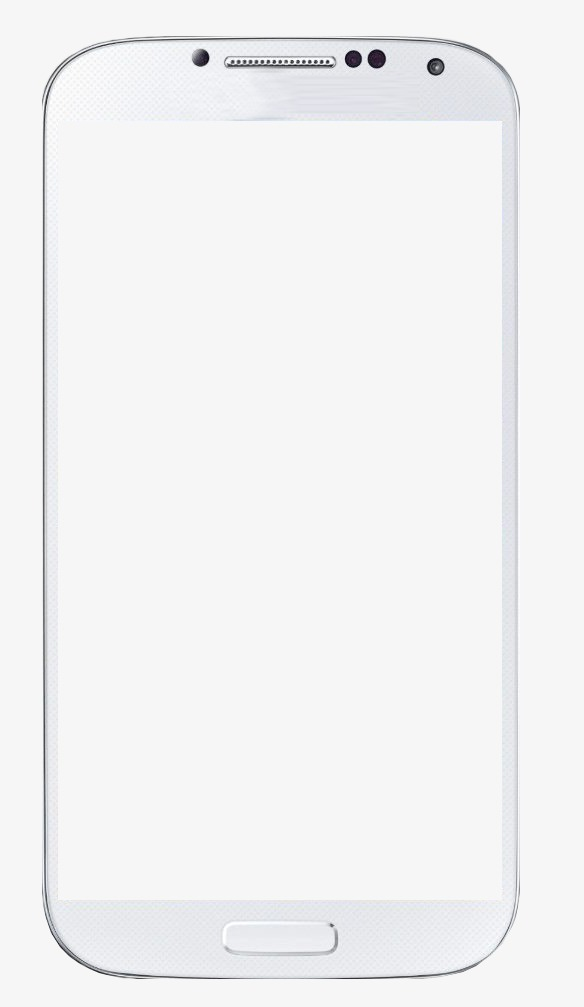 Mobile Phone, Phone Clipart, White PNG Transparent Image and Clipart.