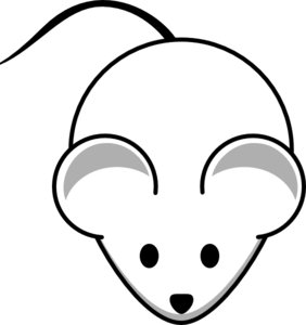 Mouse Head Clipart.