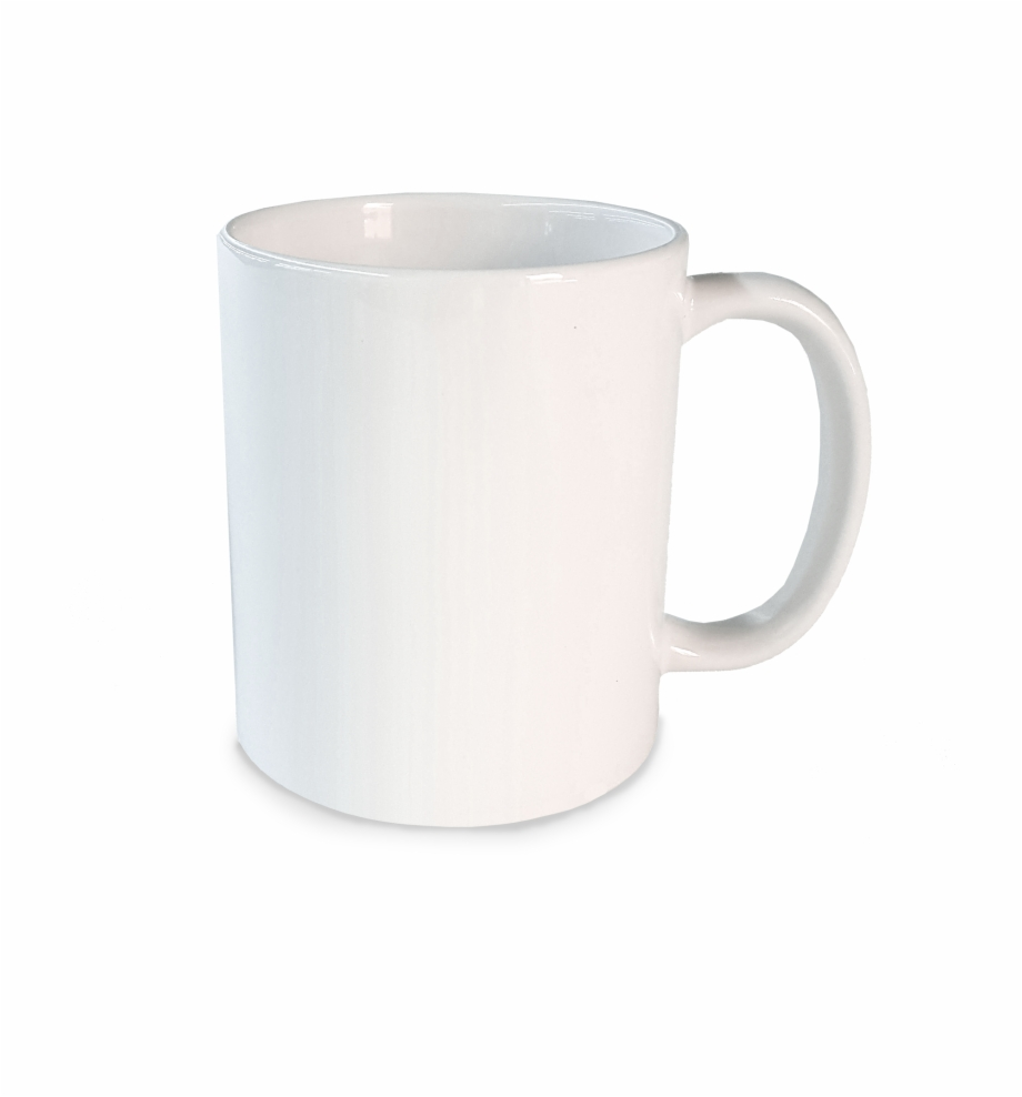 Blank Mug Png.