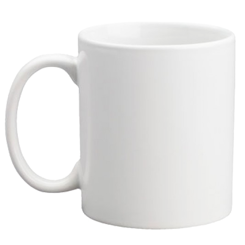Download Free png Custom Coffee Mug White Back.