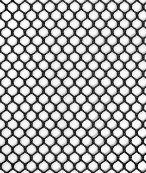 7mm Polyester Hex Mesh.