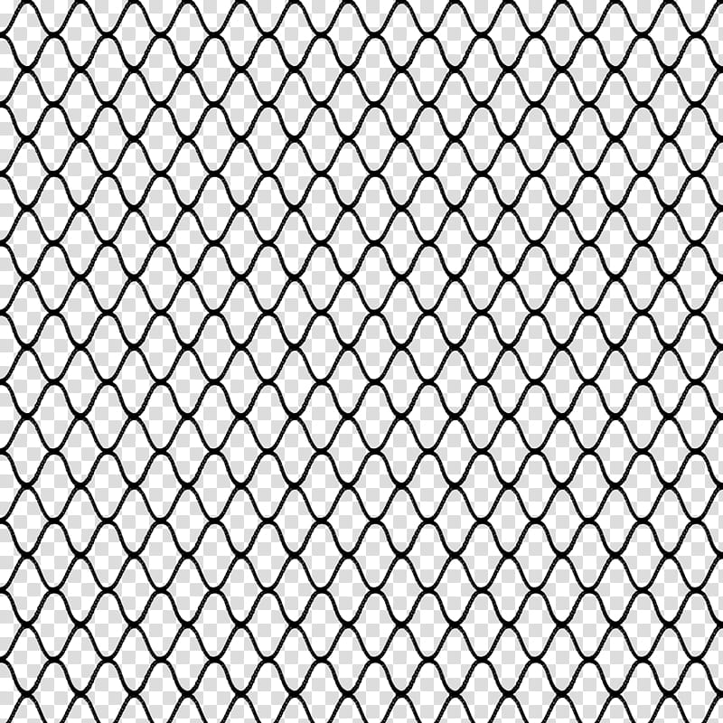 Netting Textures, blue and black transparent background PNG.