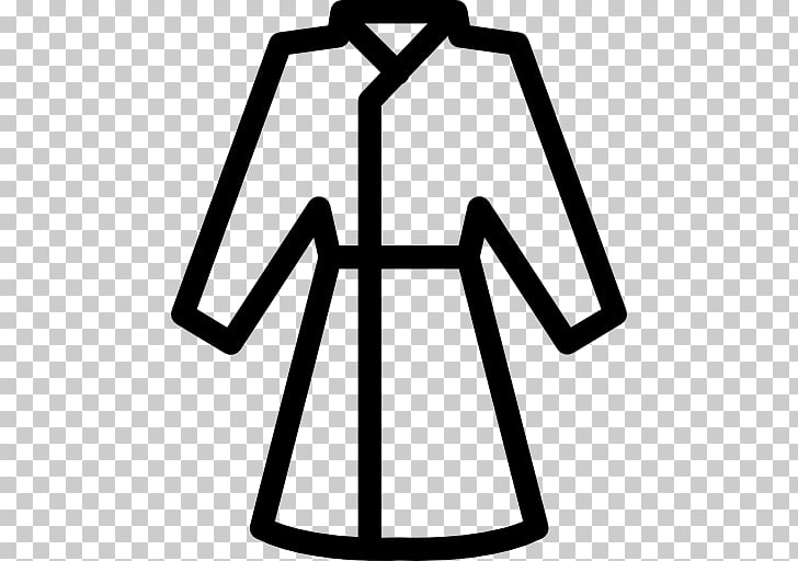 Robe Nightgown Flannel Computer Icons , dress shirt PNG.