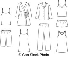 Nightgown clipart 3 » Clipart Station.