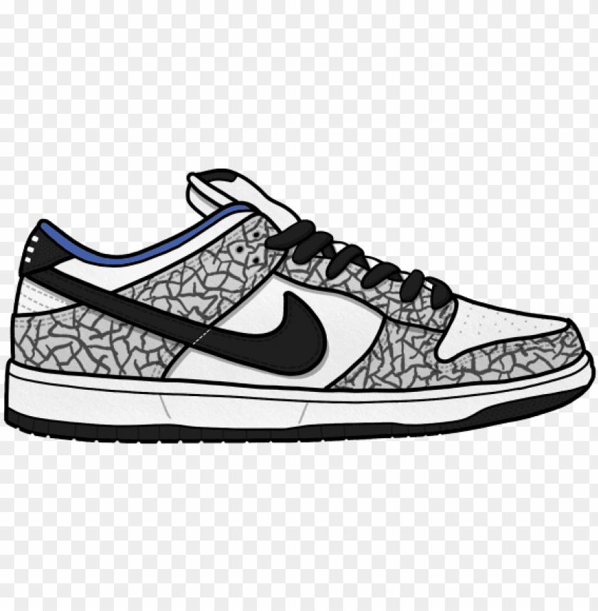 ym shoes clipart kobe shoe.