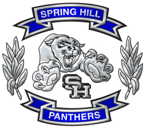 The Spring Hill Panthers vs. the White Oak Roughnecks.