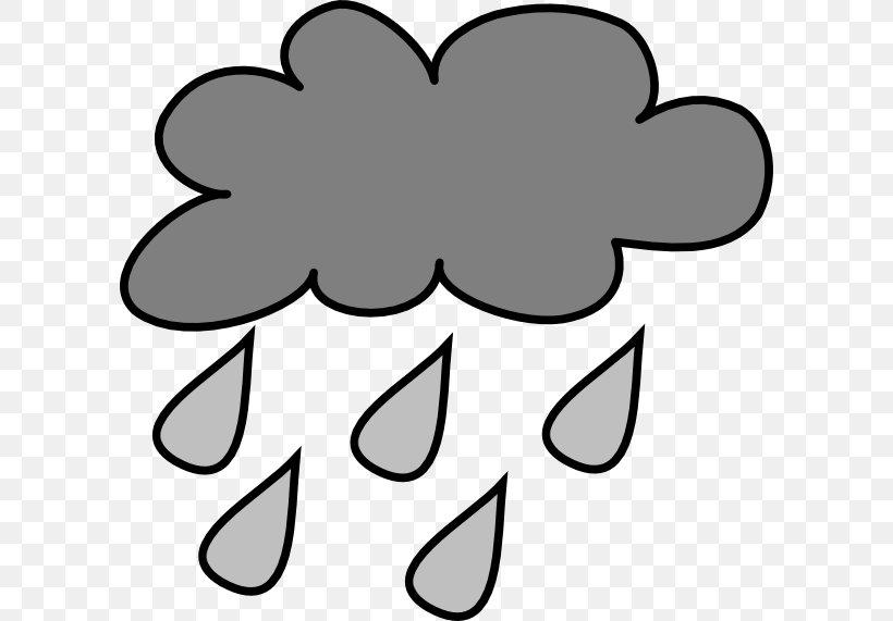 Rain Cloud Storm Cartoon Clip Art, PNG, 600x571px, Rain.