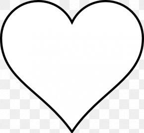 Heart Outline Images, Heart Outline Transparent PNG, Free.