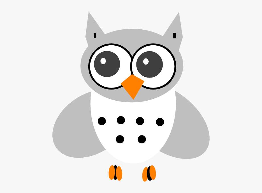 White Owl Clipart Png, Cliparts & Cartoons.