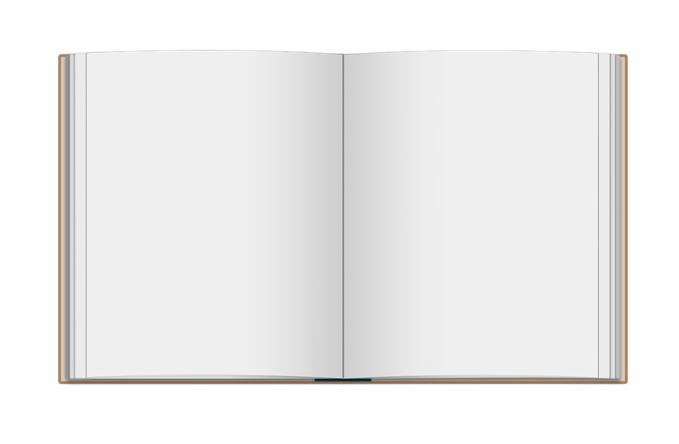 Book Blank Hardcover.