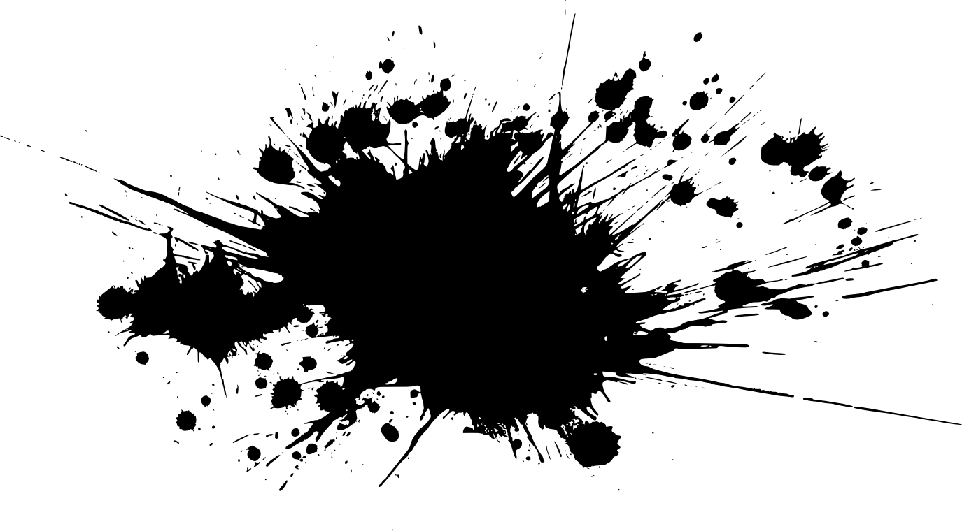 Splatter PNG Transparent Splatter.PNG Images..