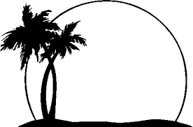Image result for palm tree clip art.