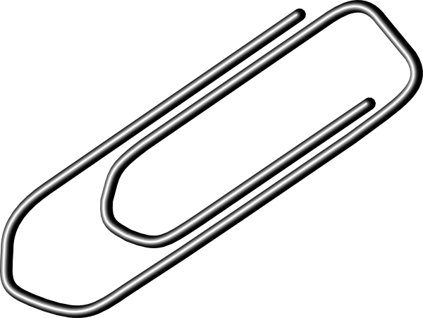 Free Paper Clip Clipart, Download Free Clip Art, Free Clip.
