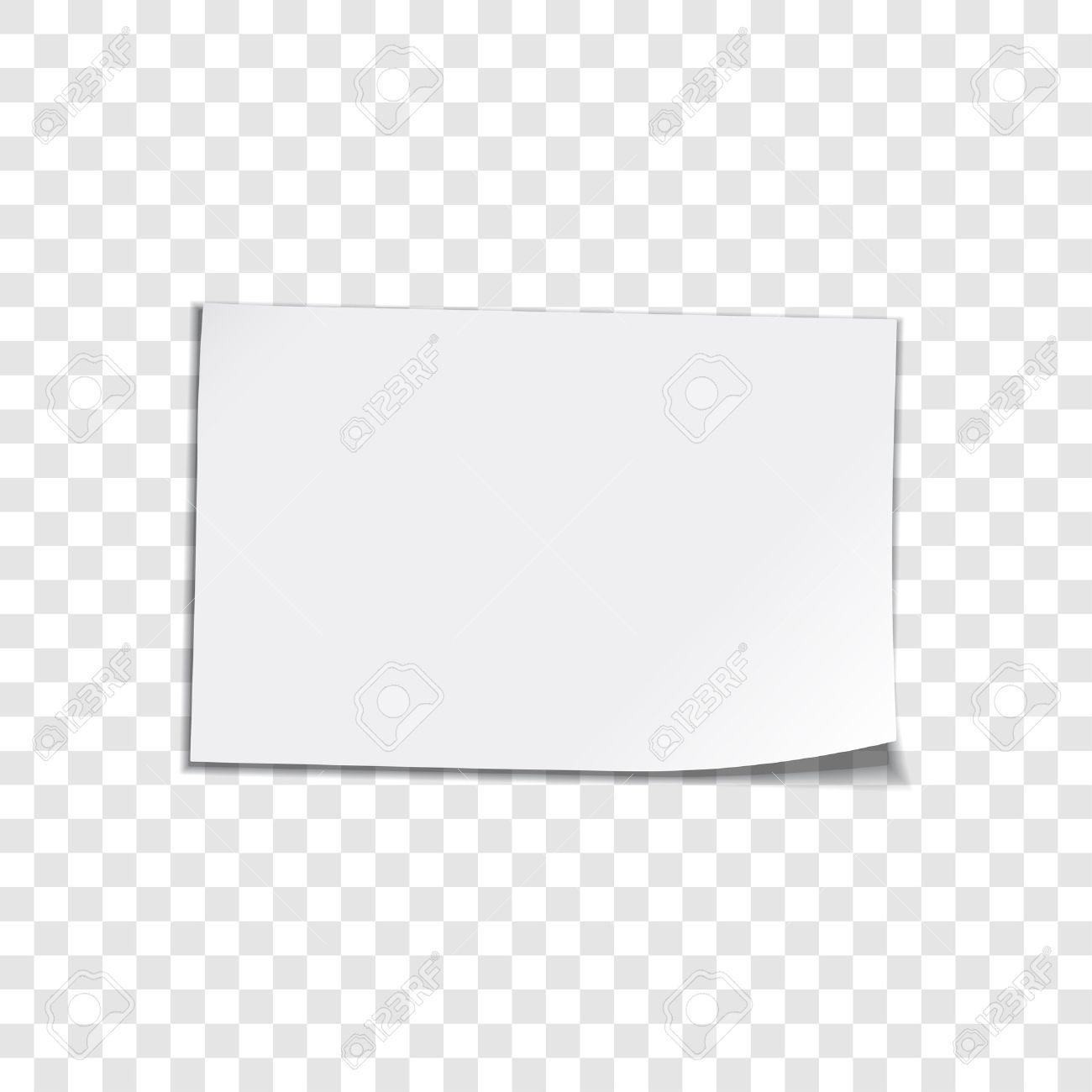 Paper Clipart No Background.