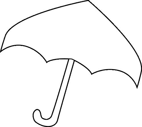 Umbrella Clip Art.