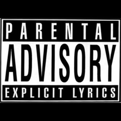Parental Advisory Png White #43533.