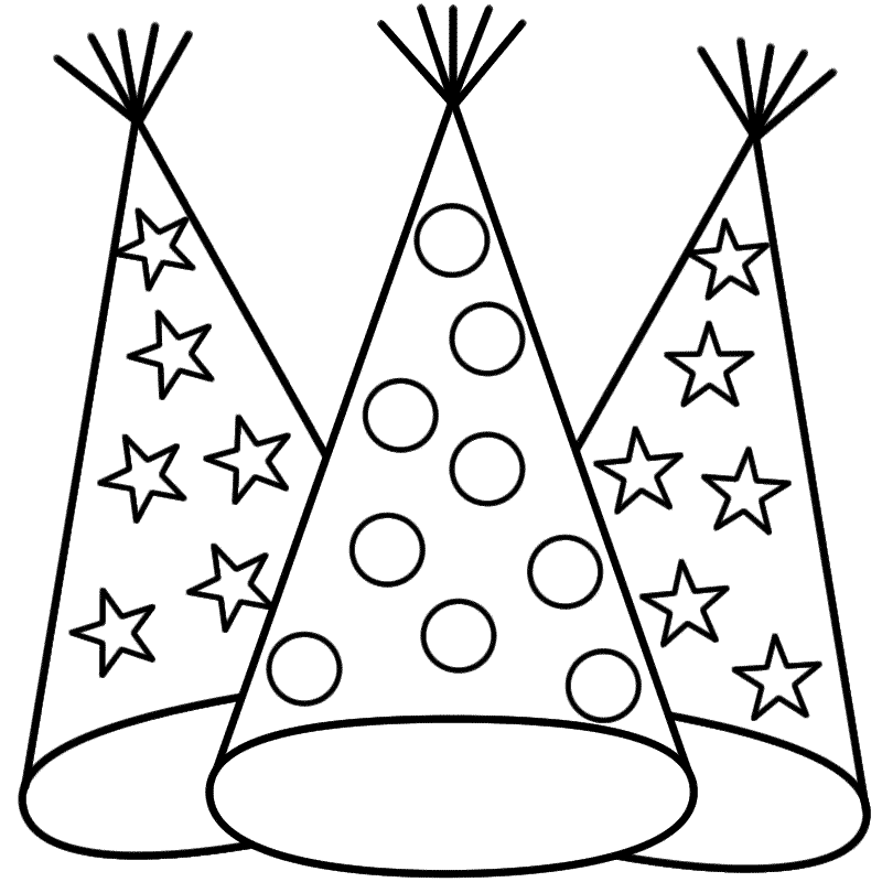 Free New Years Party Hat Png, Download Free Clip Art, Free.