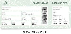 Boarding pass Illustrations and Clipart. 3,469 Boarding pass.