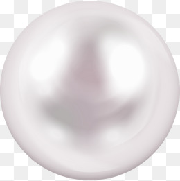 White Pearl PNG Images.