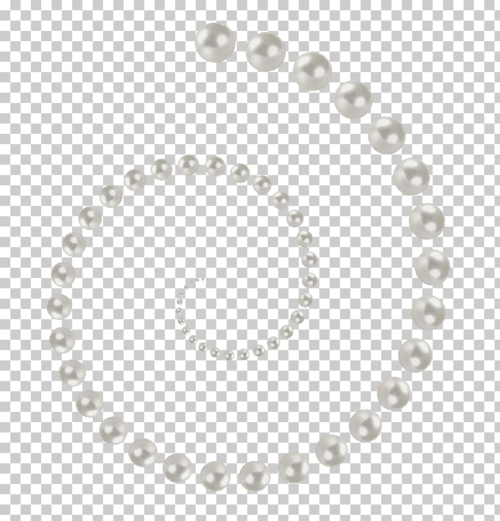 Pearl, Pearl string PNG clipart.