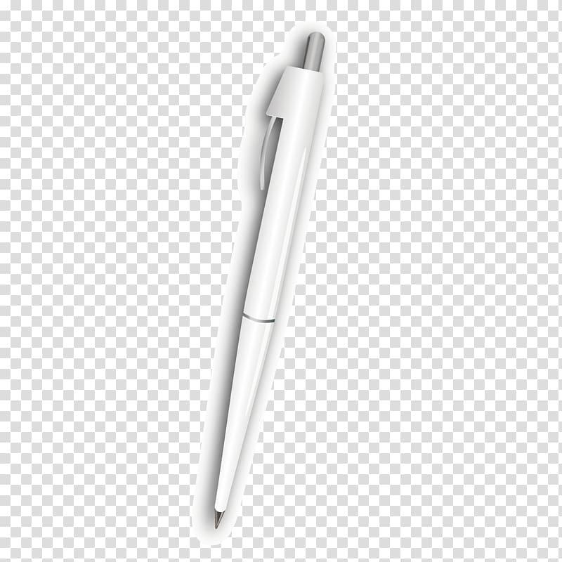 White Pen Black Angle, pen pen transparent background PNG clipart.