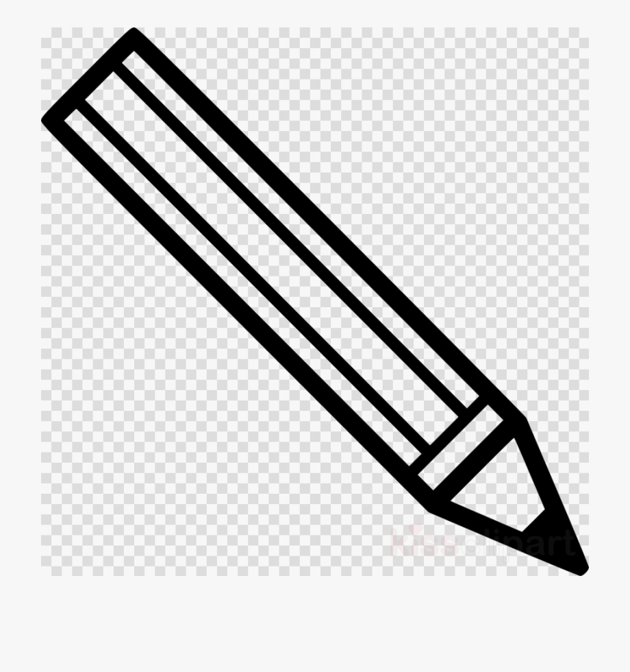 Pencil Png Black And White.