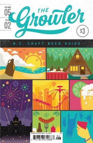 The Growler B.C. • Volume 5 Issue 2 • June.