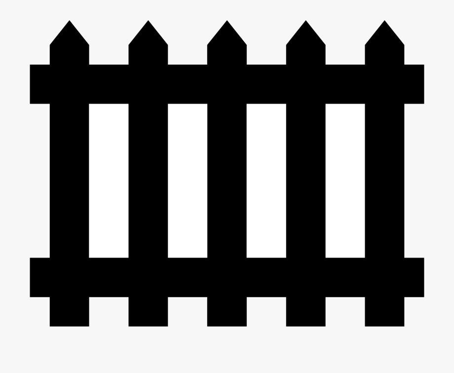 Fence Icons Png.
