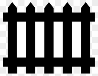 Gate Clipart Wooden Gate.