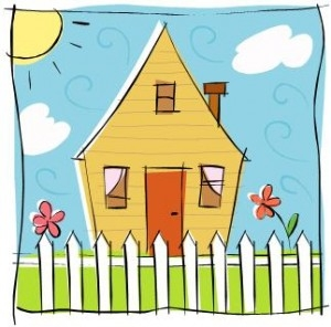 375 Picket Fence free clipart.
