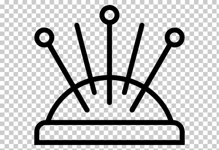 Safety pin Tool Symbol Pincushion, Pin PNG clipart.