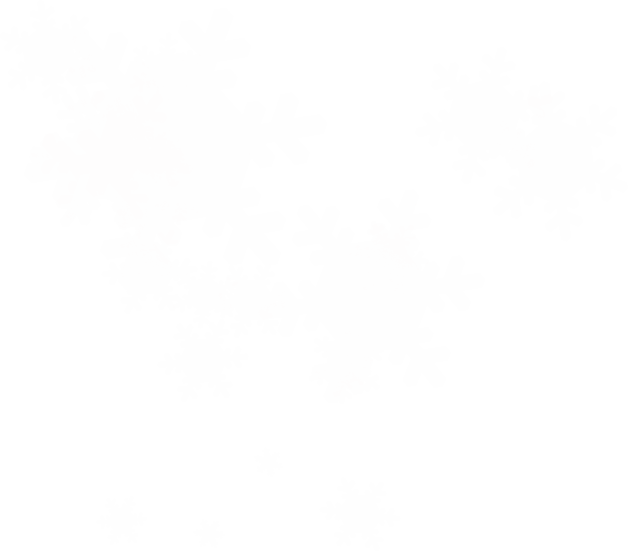 Snowflakes PNG images free download, snowflake PNG.