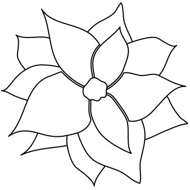 Free Poinsettia Flower Cliparts, Download Free Clip Art, Free Clip.
